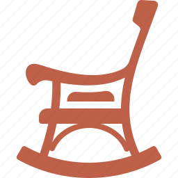 pension, retirement plan, retirement planning, rocking chair icon