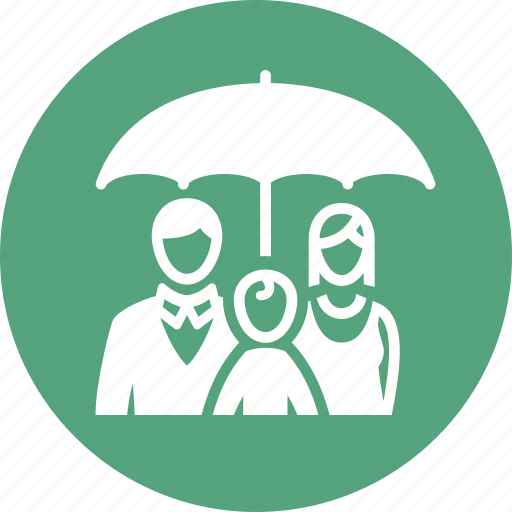 family insurance, life insurance, parents icon