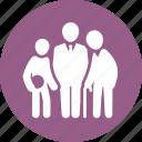 life insurance, old man, permanent life insurance