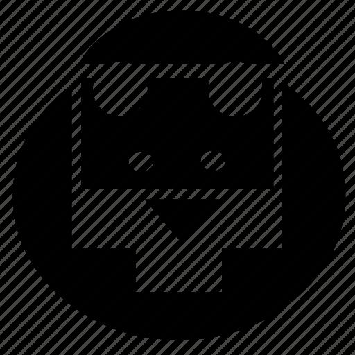 avatar, forest, king, leader, leo, lion, user icon