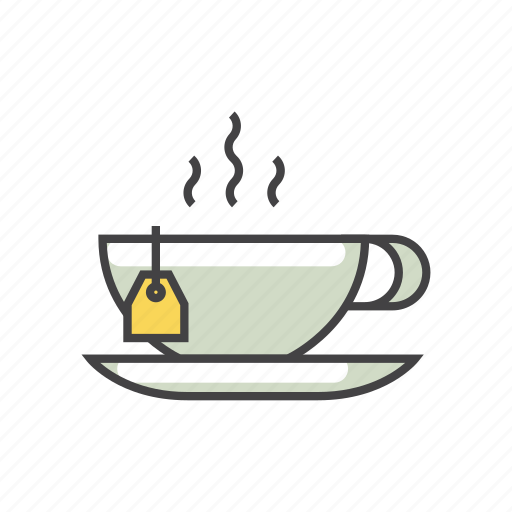Beverage, drink, green, herbal, hot drink, hot tea, tea icon - Download on Iconfinder