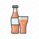 beverage, bottle, drink, soda, softdrinks icon