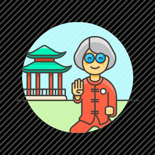 art, chi, chinese, lifestyle, martial, shrine, slow, tai icon