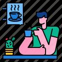 cafe, coffee, drink, lifestyle, restaurant, shop