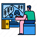 computer, entertainment, game, gamer, gaming, play