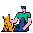 animal, dog, friendship, lifestyle, pet, puppy