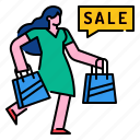 buy, purchase, sale, shop, shopping, woman