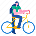 bicycle, bike, cycle, cycling, exercise, sport