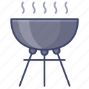 barbecue, bbq, outdoor, grill icon