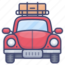 travel, car, road, trip