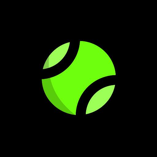 Ball, court, fetch, racket, tennis, tennis ball, tennis racket icon - Free download
