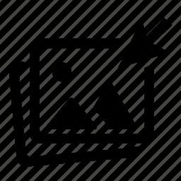 click, grid, image, memory, noun, picture, project icon