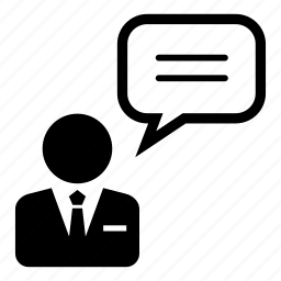 business, grid, man, noun, project, question icon