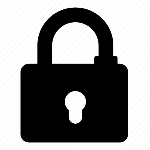 grid, key, lock, noun, project, security icon