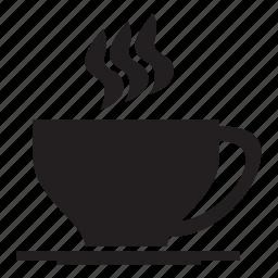 coffee, grid, hot, noun, project, tea icon