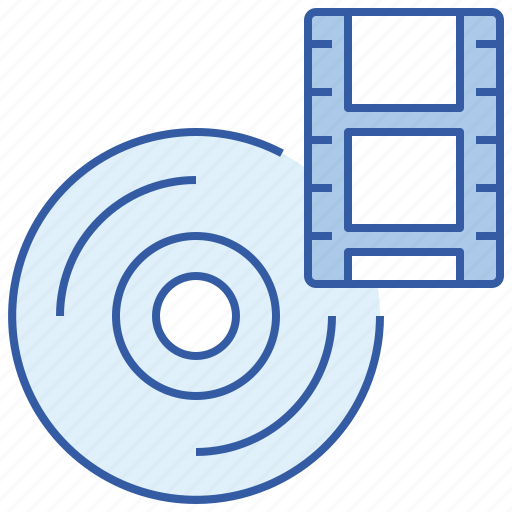 entertainment, movie, music, song icon