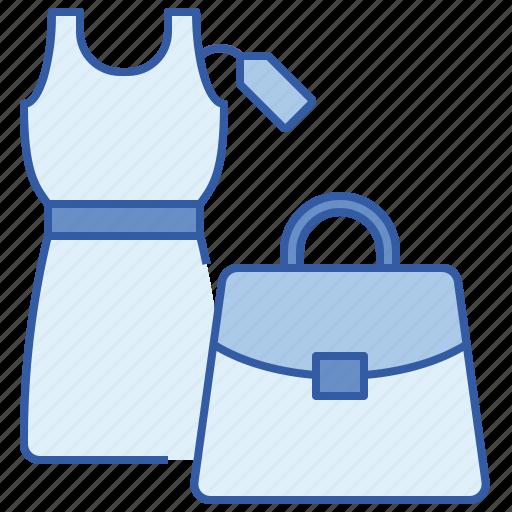 cloth, fashion, shoe, trend icon