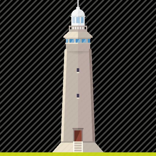 beacon, building, cap levi lighthouse, lighthouse, nautical, safety icon