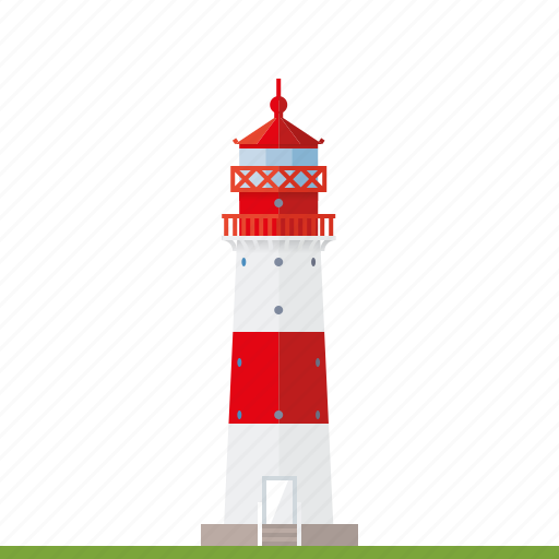 baltic sea, beacon, falshoeft, germany, landmark, lighthouse, nautical icon