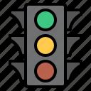 traffic, light, bulb, electricity, illumination, lighting, spotlight
