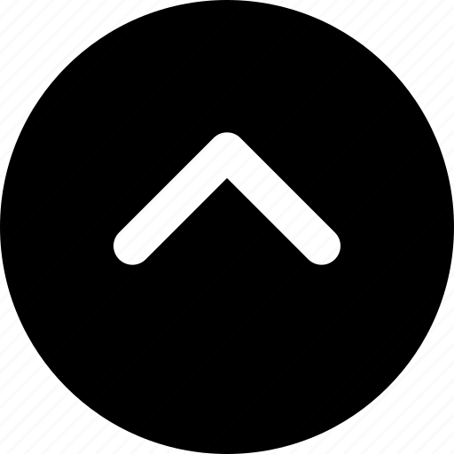 Arrow, chevron, circle, previous, up icon - Download on Iconfinder