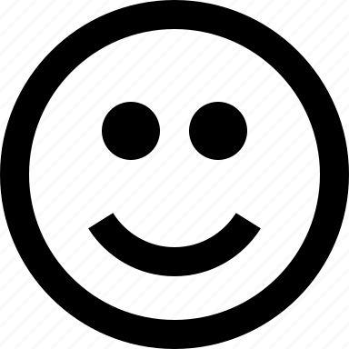 emoticon, happy, like, smile icon