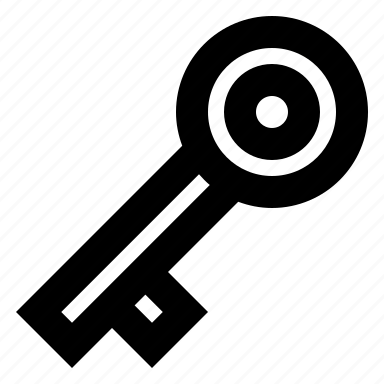 key, lock, password, safe, secret, secure, unlock icon