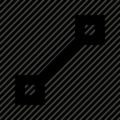 design, line, vector icon