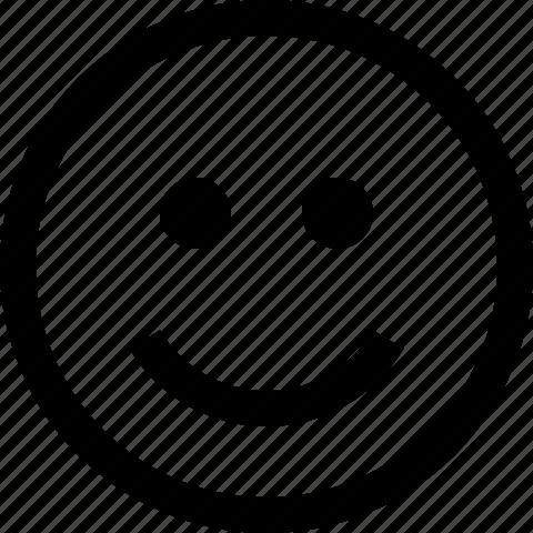 Emoticon, happy, like, smile icon | Icon search engine