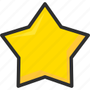 best, favorite, feedback, like, rate, rating, star icon
