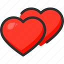 feedback, heart, like, rate, rating icon