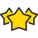 favorite, favourite, feedback, like, rate, rating, star icon