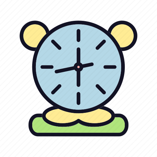 alarm, attention, clock, larm-clock, ring, stopwatch, timepiece icon