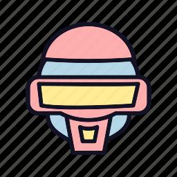 alien, alien-mask, celebration, costume, halloween, horror, mask icon