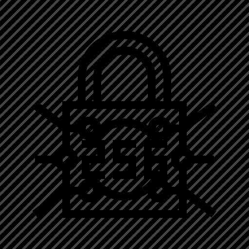 256, algorithm, bitcoin, encryption, sha, sha 256, sha-256 icon