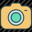 camera, digital, photo, photography