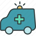 ambulance, emergency, health, hospital, medical