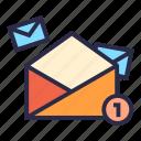envelope, mail, messages, email, letter
