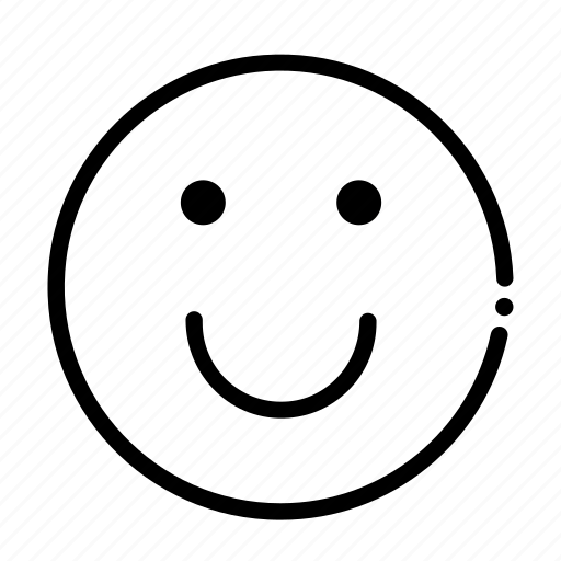 happy, ok, smile icon