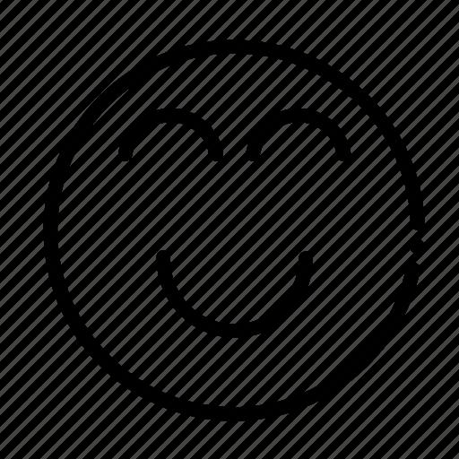 happy, ok, smiley icon