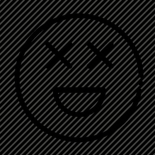 happy, smiley, super icon