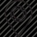 area, destination, location, pin, pinpoint, place, spot