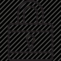 lock, locked, password, password protected, password protection, protect, protection, safe, secure, secure area, security, unlock, unlocked icon