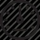 control, dashboard, dashboard control, gauge, measure, measurement, pressure control, speed, speed control, speedometer icon