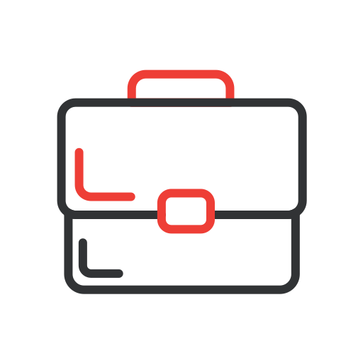 business, case, job, portfolio, suitcase, work icon