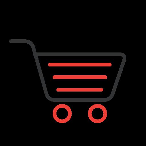 basket, buy, ecommerce, purchase, shopping cart icon