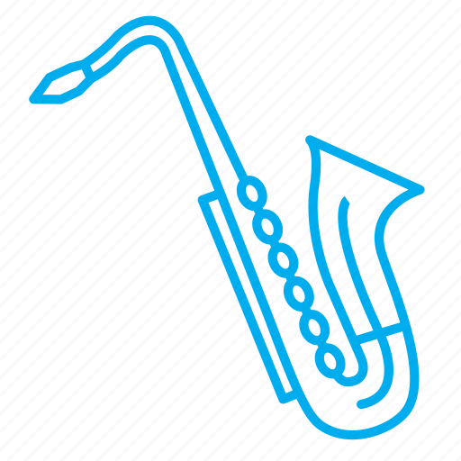 instruments, musical instruments, rhythms, saxophone, singing, songs, tone icon