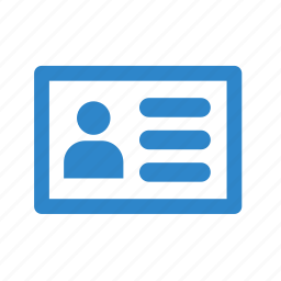 about, business, card, identity, line, office icon