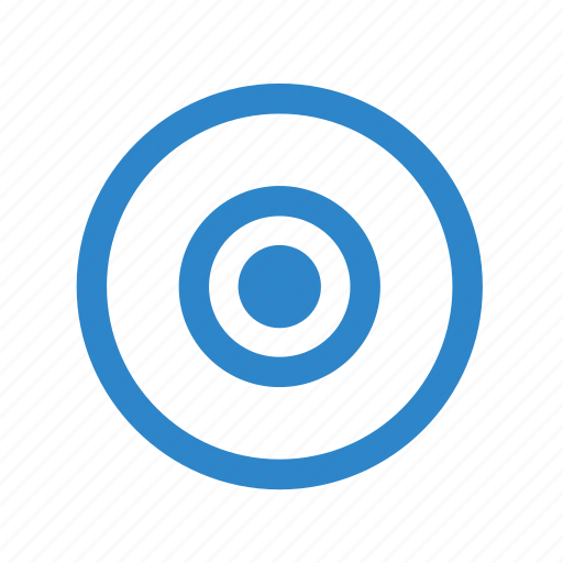 business, cd, dvd, eye, line, office icon
