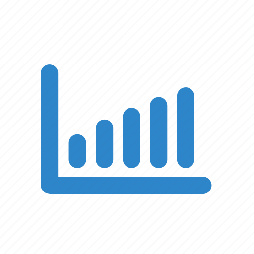 business, ecommerce, graph, line, office, up icon